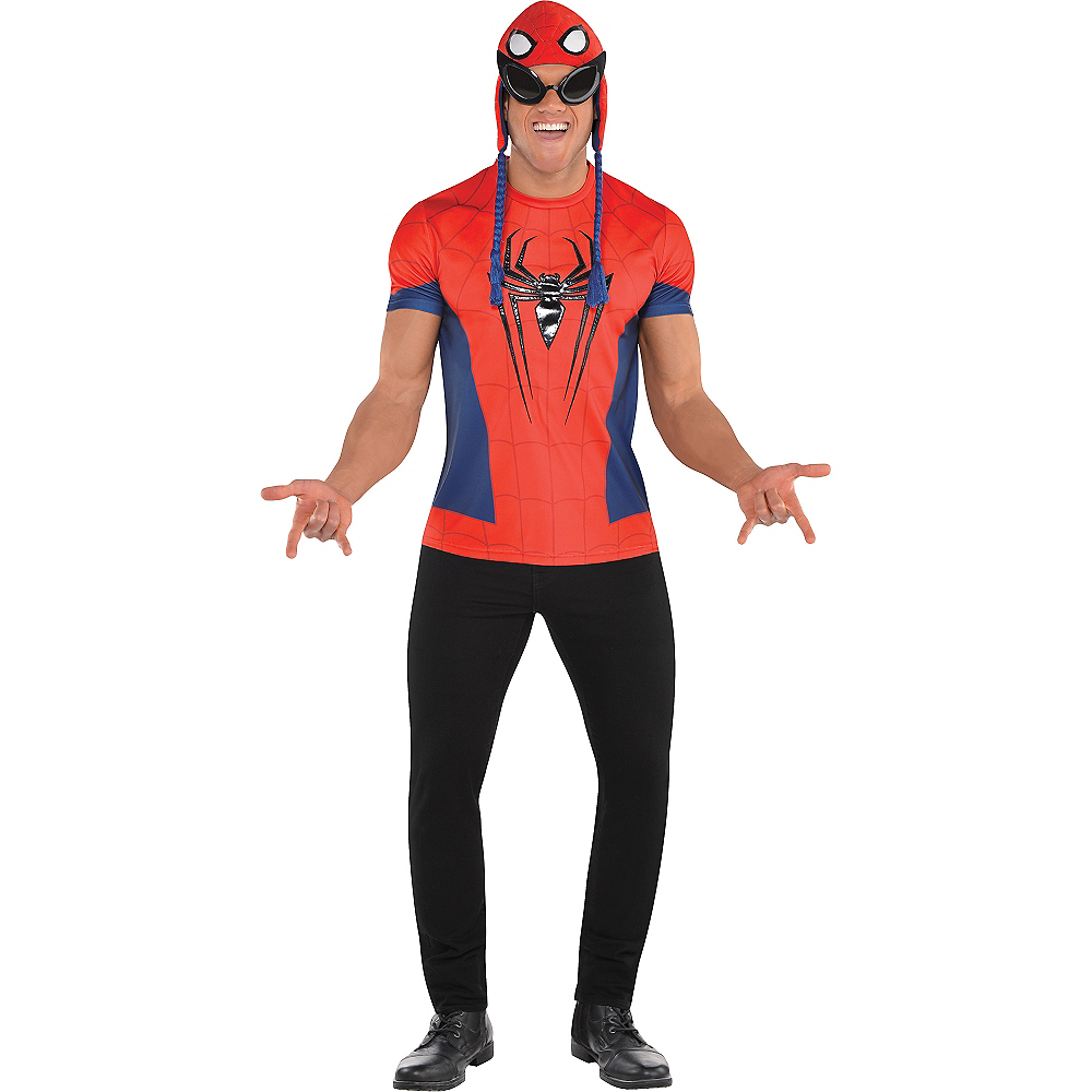 Nav Item for Spider-Man T-Shirt Image #3