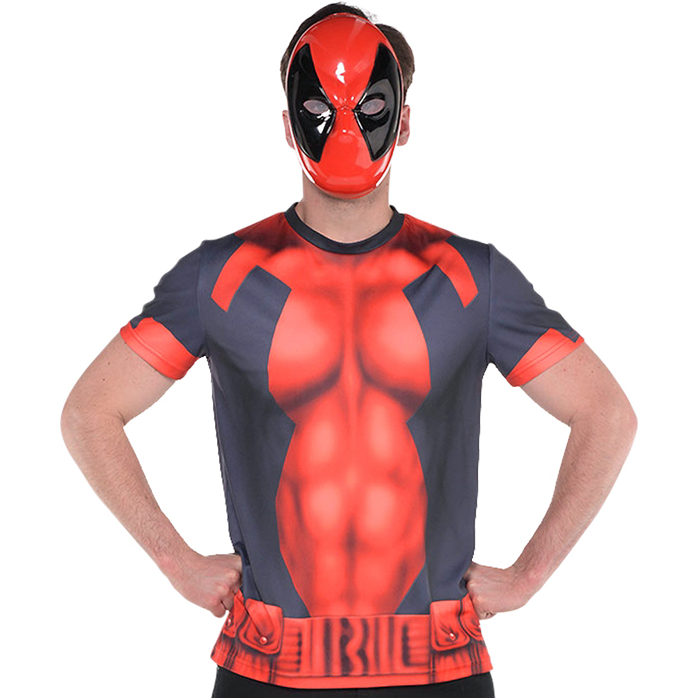 Nav Item for Deadpool T-Shirt Image #1