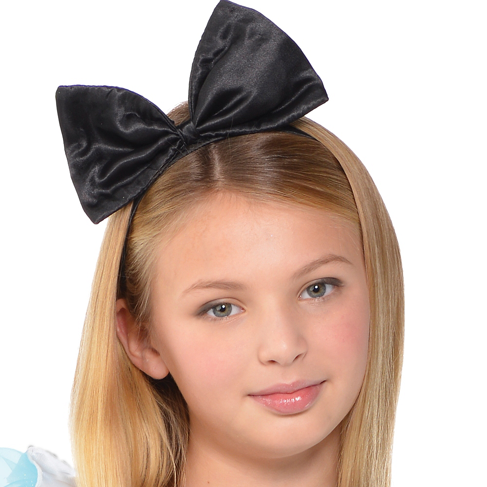 Girls Alice Costume Image #2