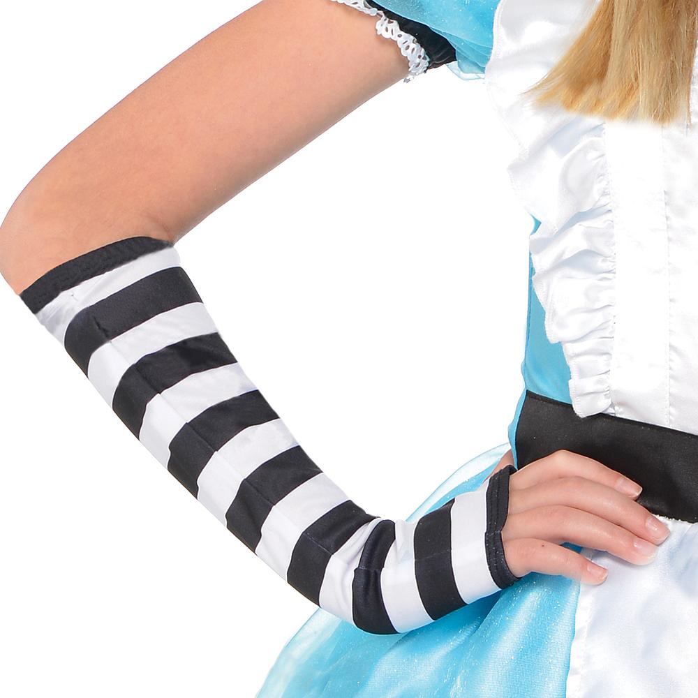 Girls Alice Costume Image #3