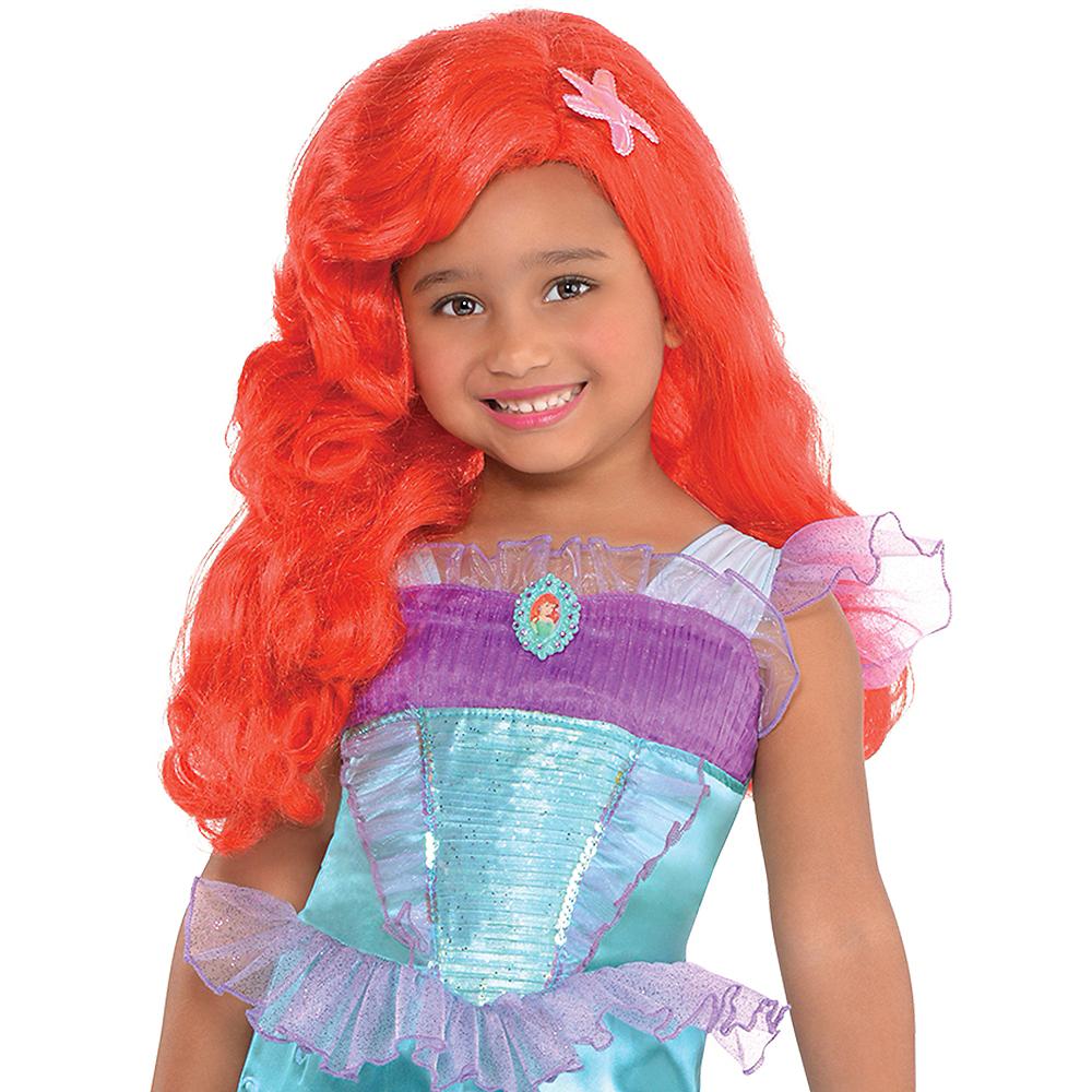 Girls Ariel Costume - The Little Mermaid Image #2