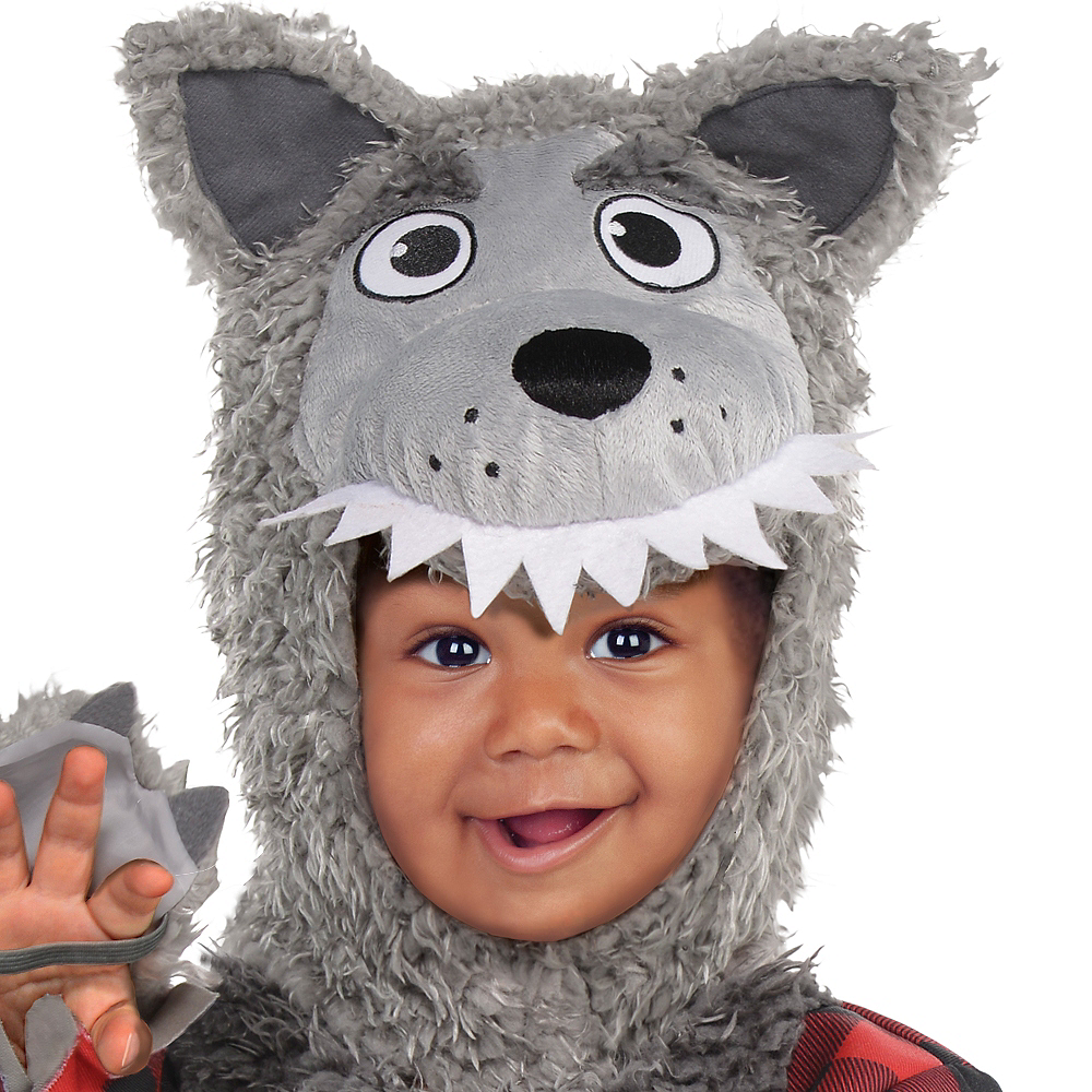 Nav Item for Baby Wolf Costume Image #2