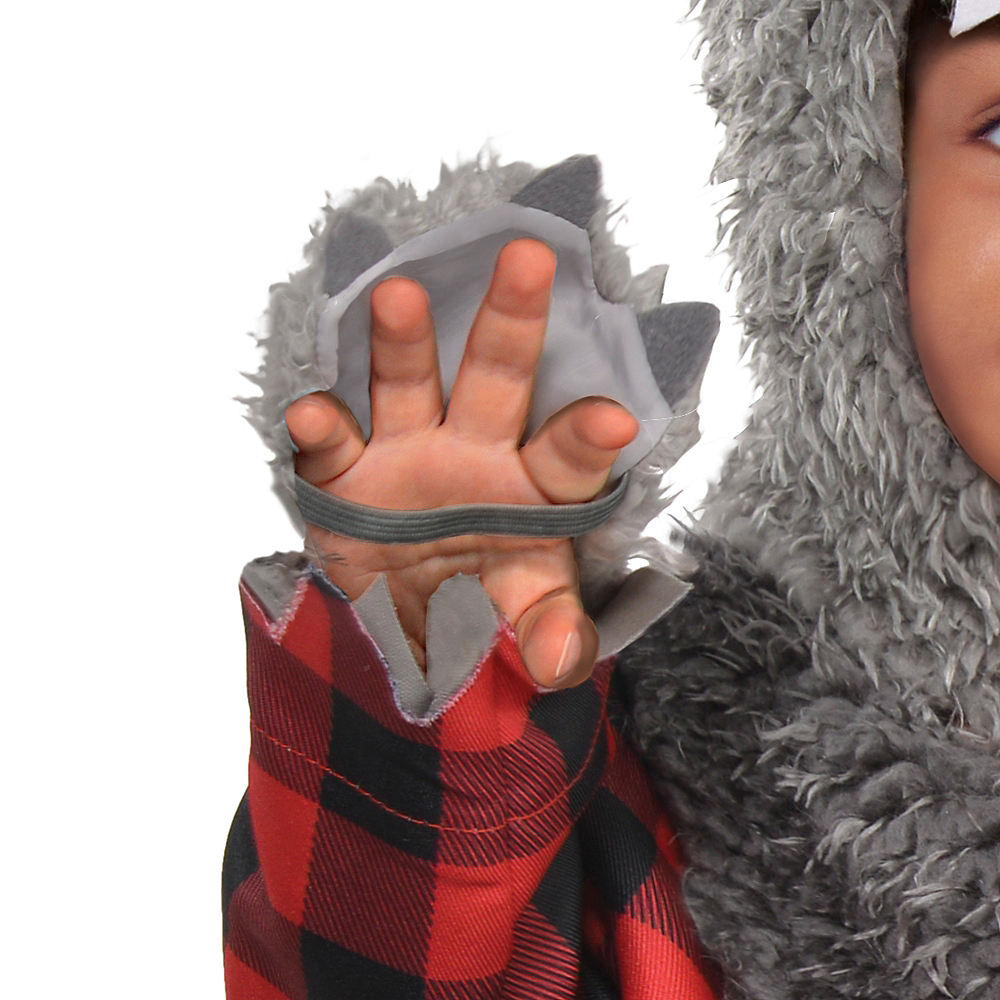 Nav Item for Baby Wolf Costume Image #3