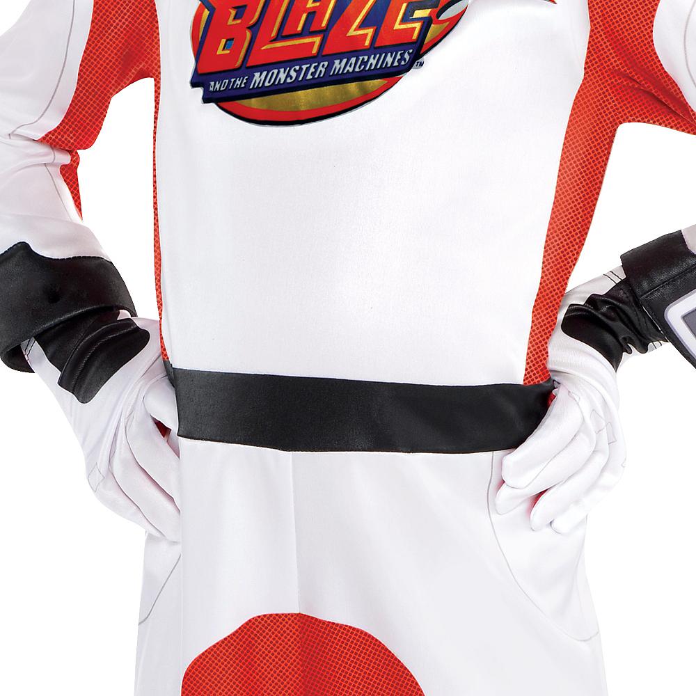 Boys AJ Costume - Blaze and the Monster Machines Image #3