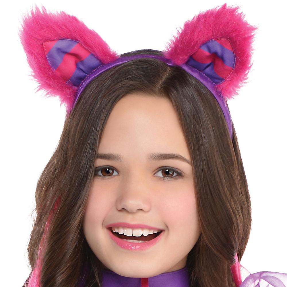 Girls Cheshire Cat Costume Image #2