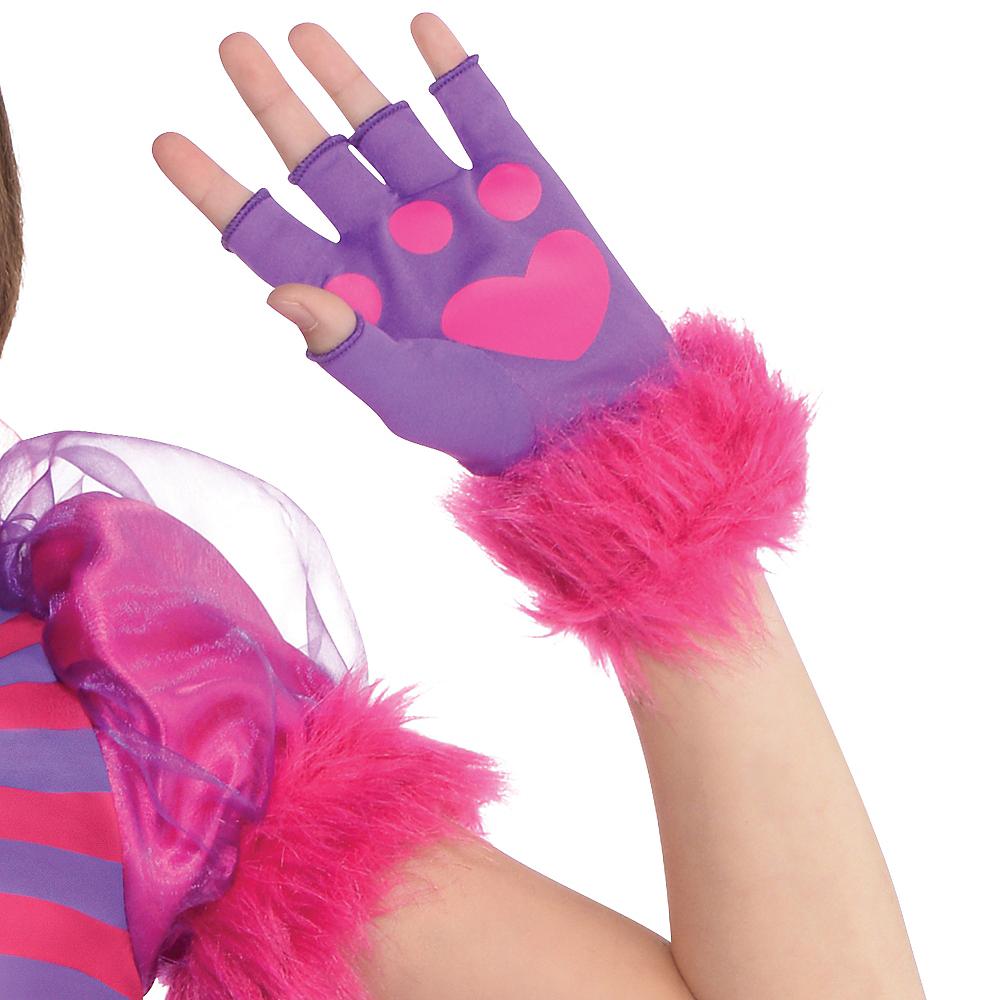 Girls Cheshire Cat Costume Image #3