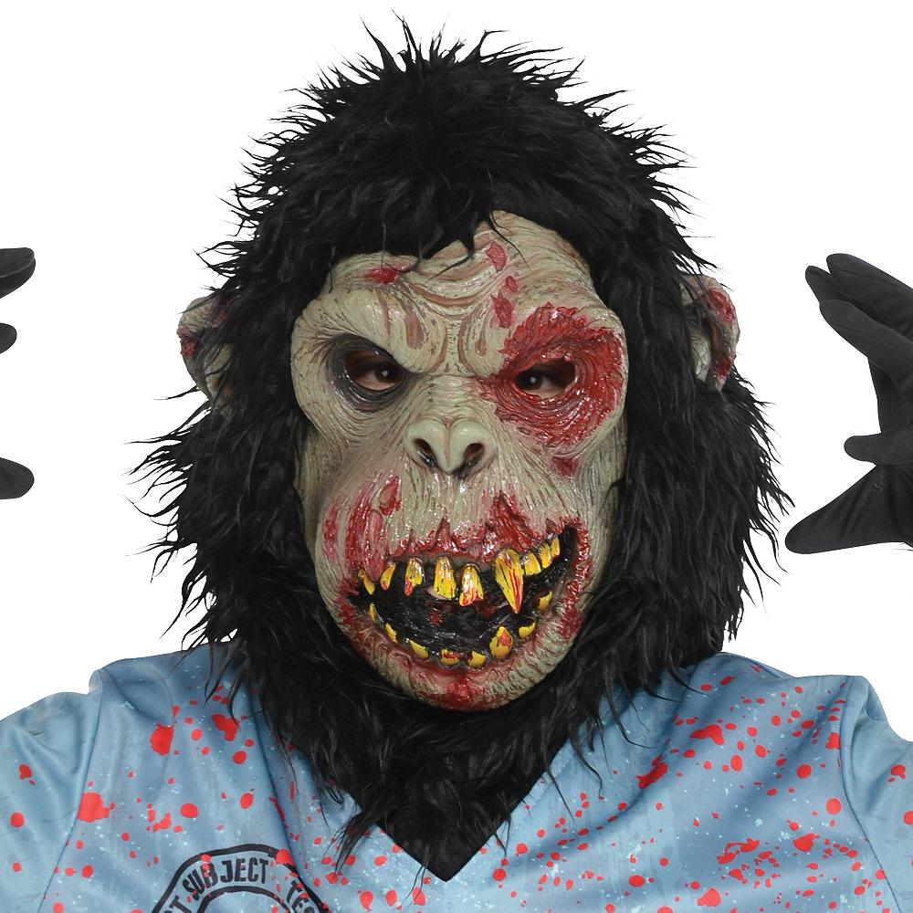 Boys Zombie Chimp Costume Image #3