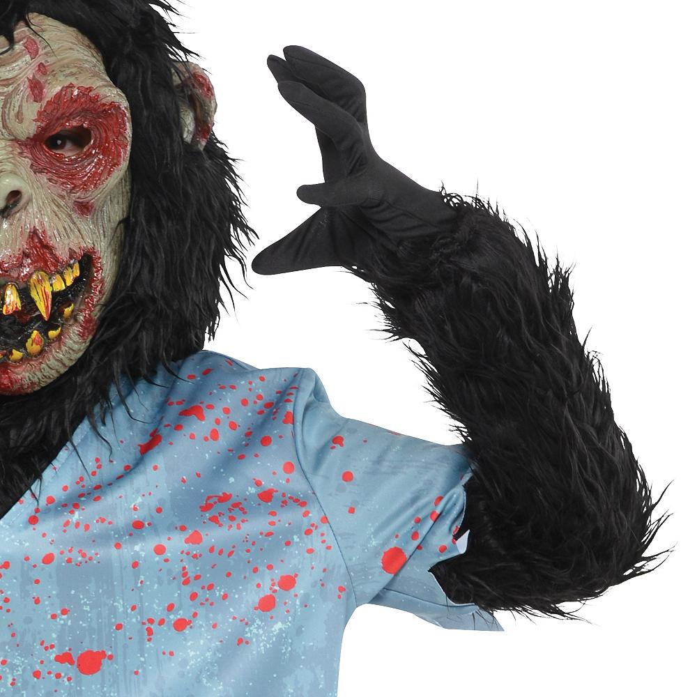Boys Zombie Chimp Costume Image #4