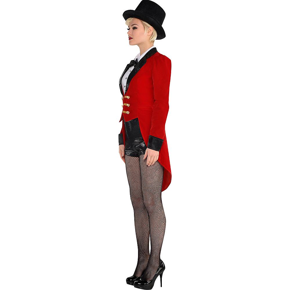 Adult Circus Ringmaster Costume Image #2