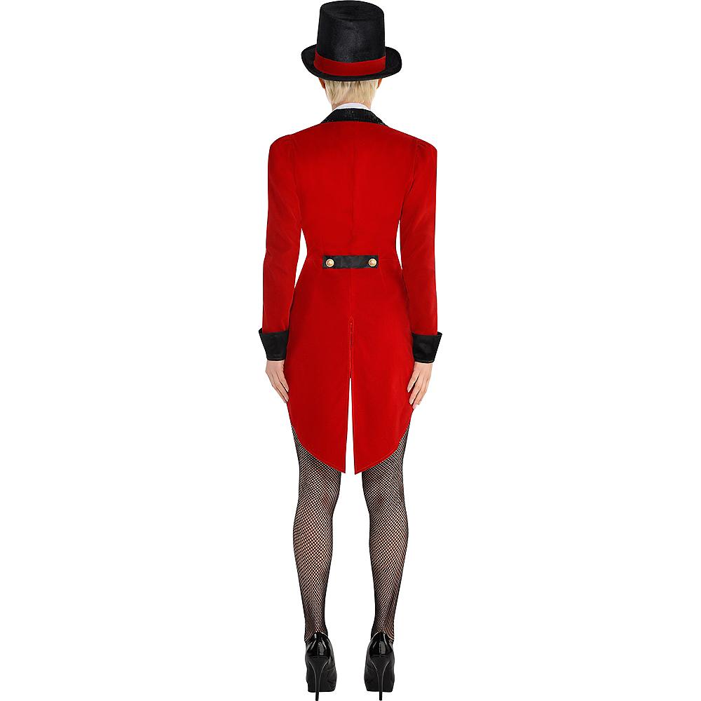 Adult Circus Ringmaster Costume Image #3