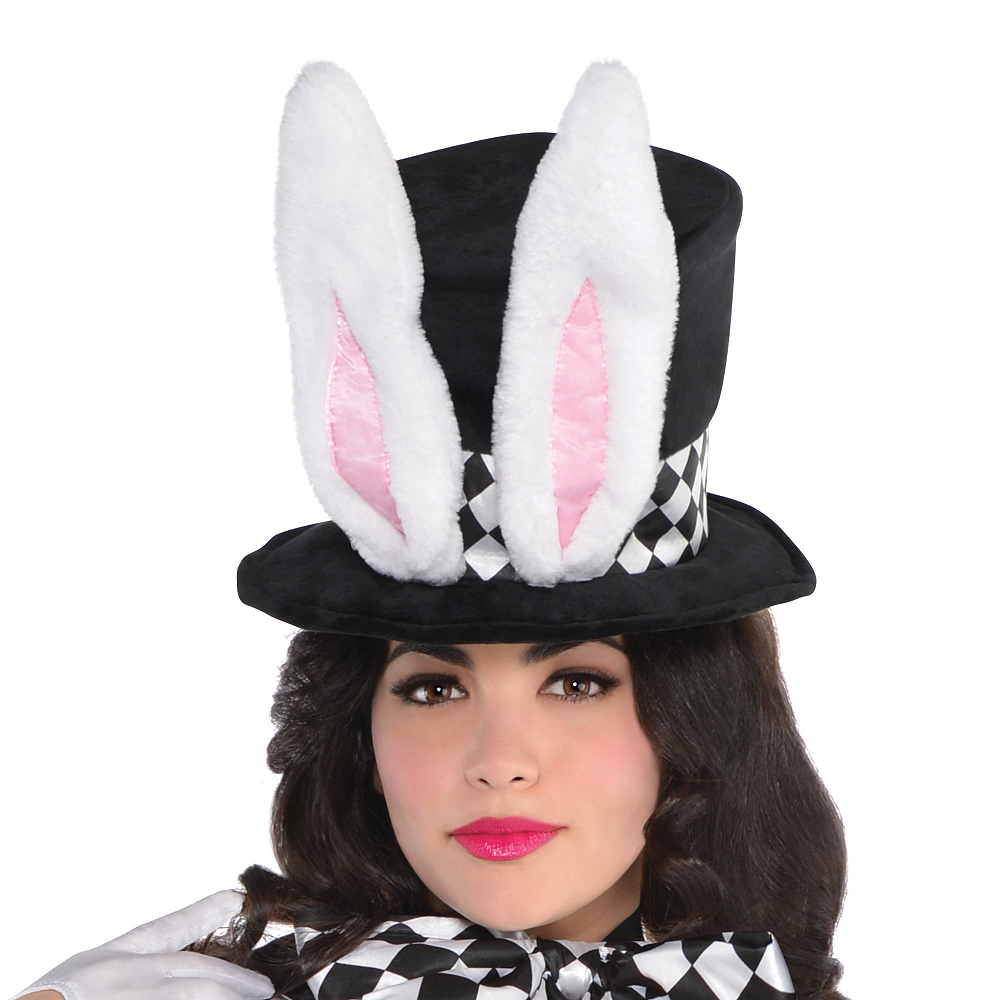 Adult Dark Mad Hatter Costume Plus Size Image #2