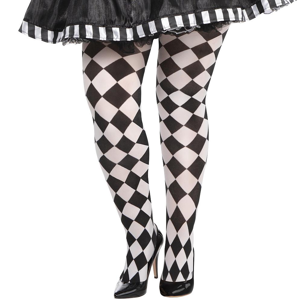 Adult Dark Mad Hatter Costume Plus Size Image #4