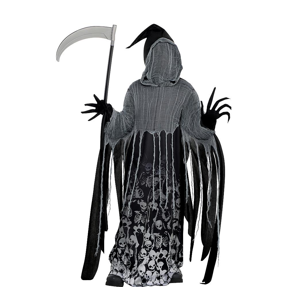Boys Dark Shadow Creeper Costume Image #1
