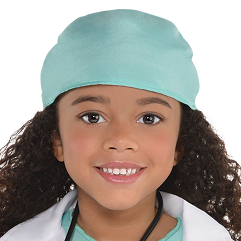 Nav Item for Girls Doctor Costume Image #2