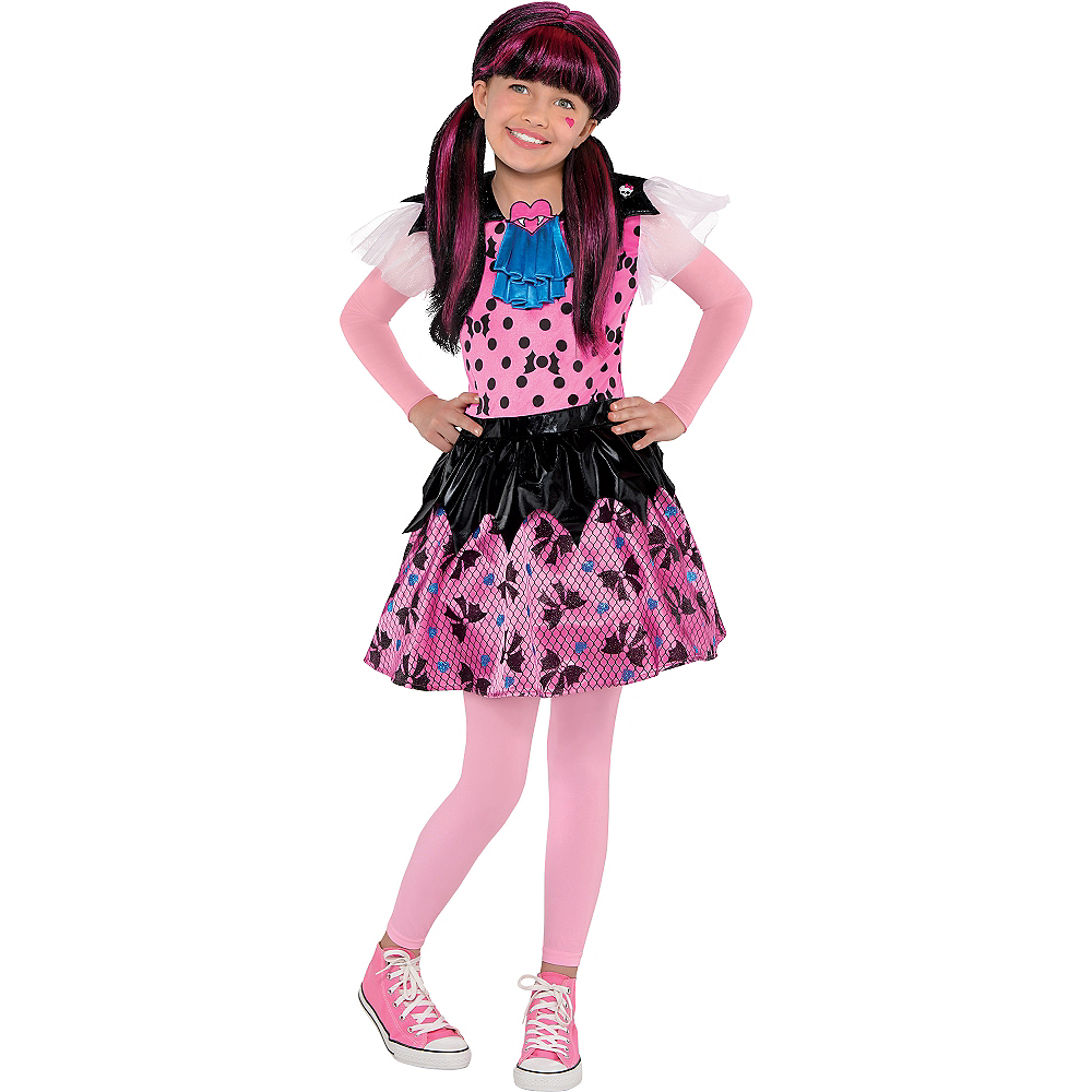 girls draculaura costume monster high party city