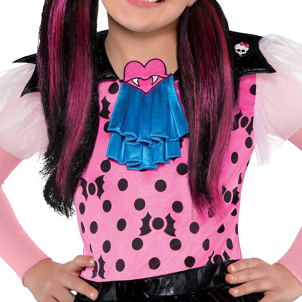Girls Draculaura Costume - Monster High Image #4