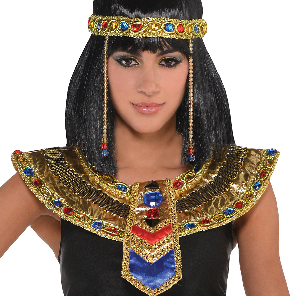 Adult Egyptian Queen Cleopatra Costume Image #2
