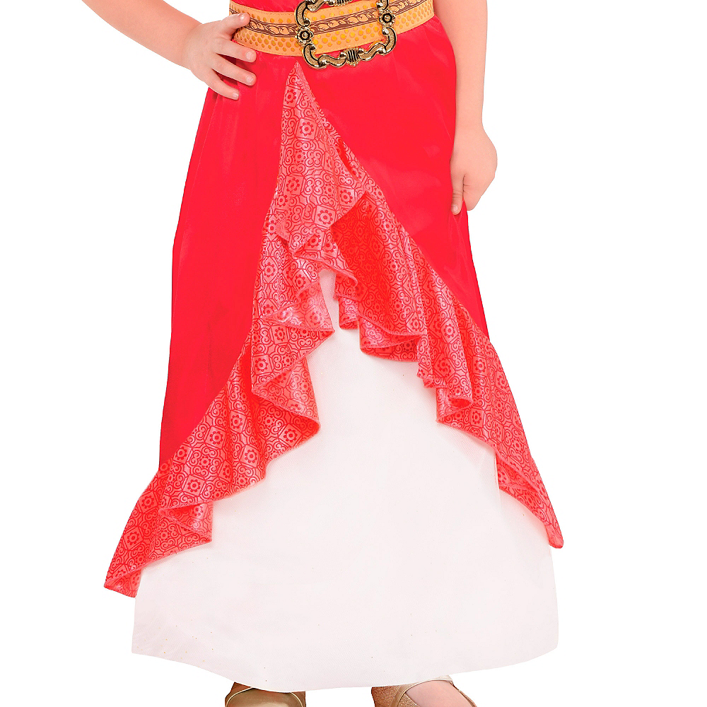 Nav Item for Girls Elena of Avalor Costume Image #3