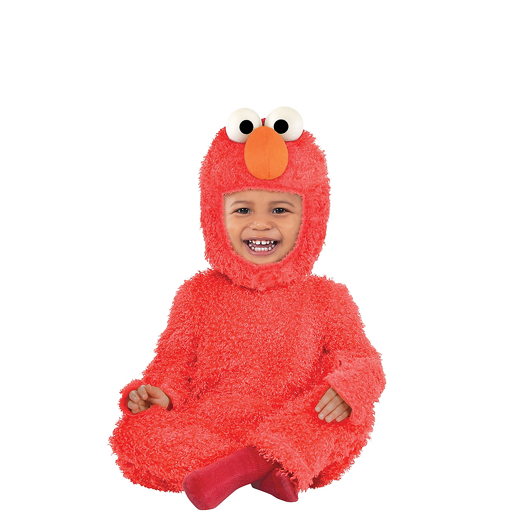 Nav Item for Baby Elmo Costume - Sesame Street Image #1