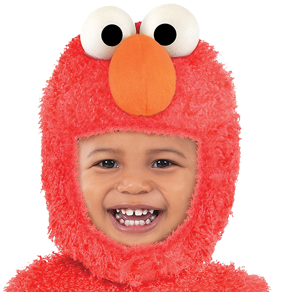 Nav Item for Baby Elmo Costume - Sesame Street Image #2