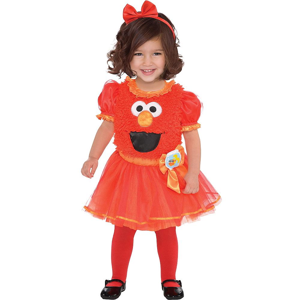 Baby Elmo Tutu Dress - Sesame Street Image #1
