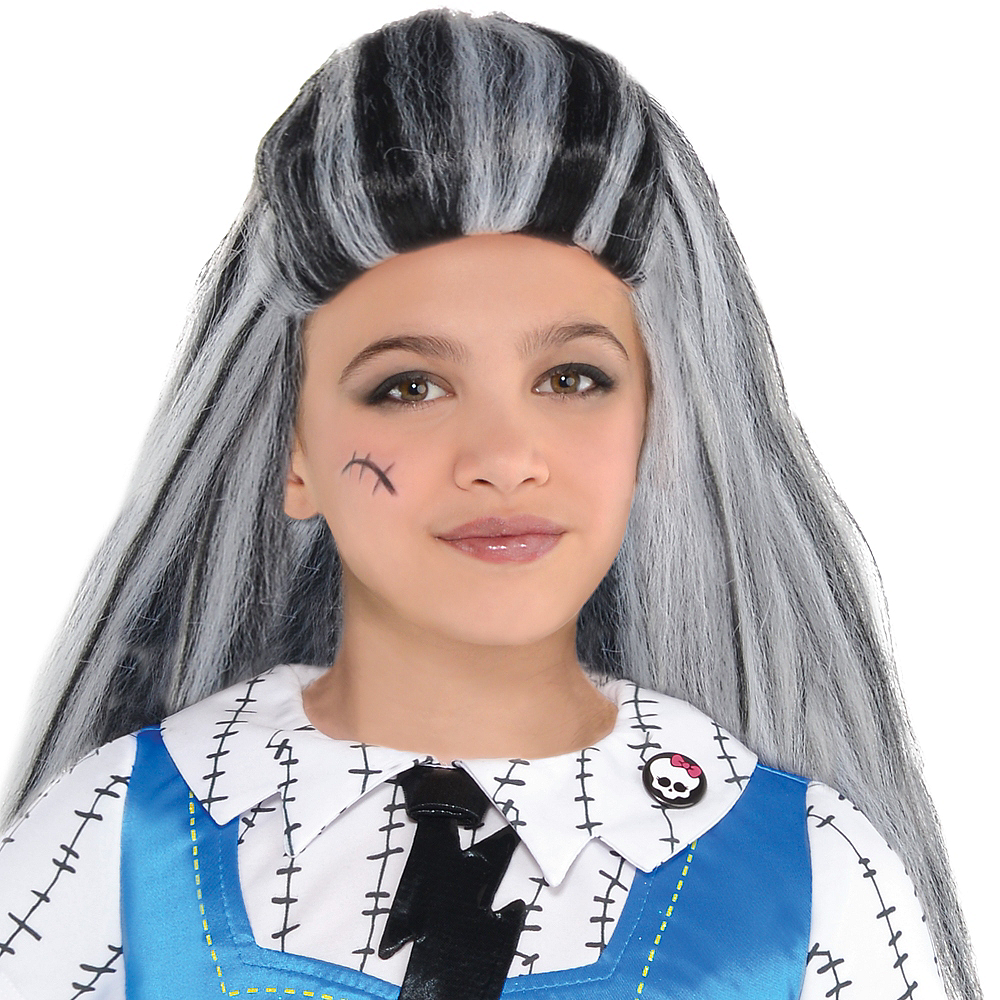 Girls Frankie Stein Costume - Monster High Image #2