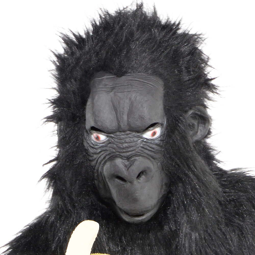 Nav Item for Boys Gorilla Costume Image #2