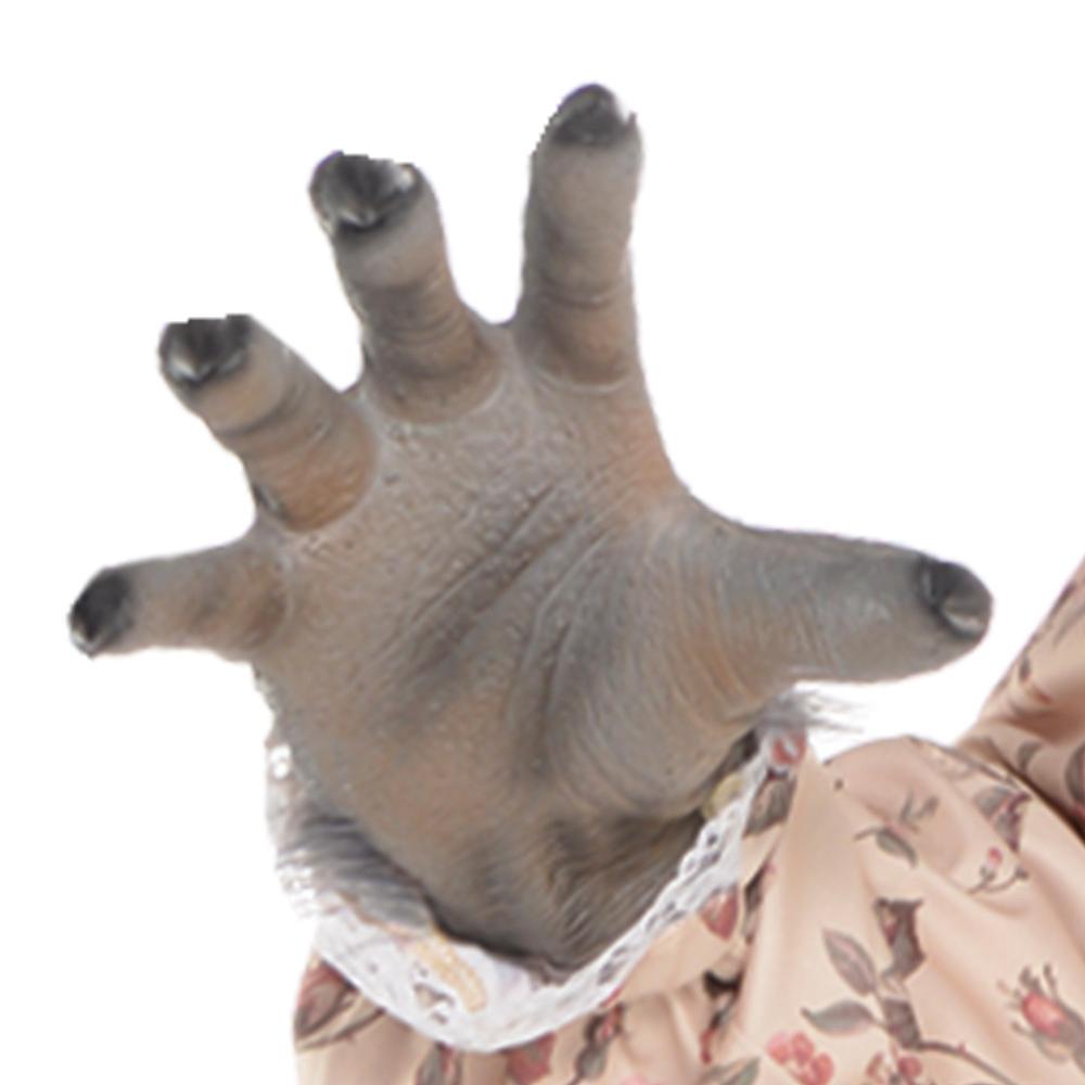 Adult Grandma Wolf Costume Plus Size Image #3
