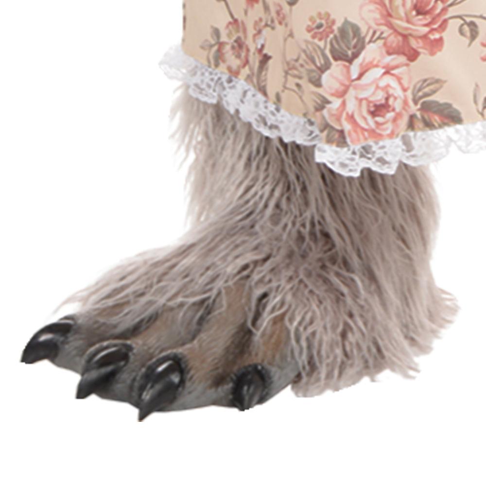 Adult Grandma Wolf Costume Plus Size Image #4