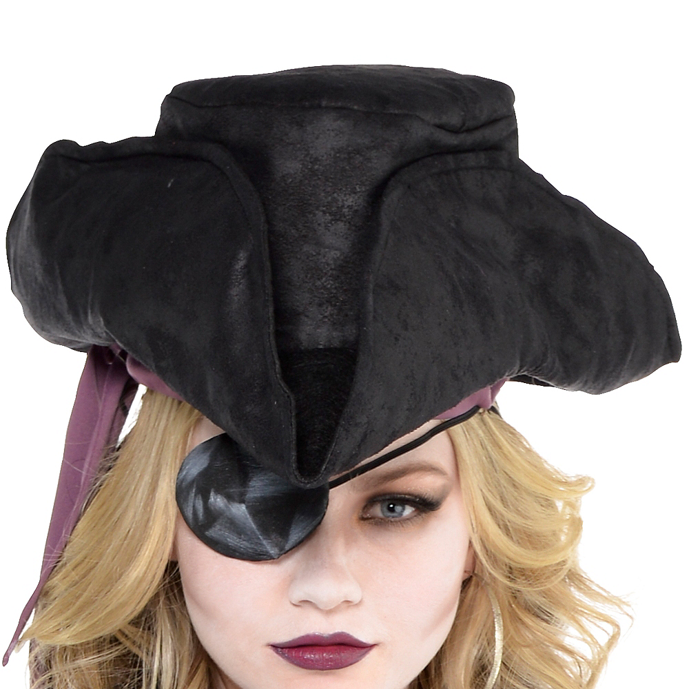 Adult Haunted Pirate Wench Costume Image #2