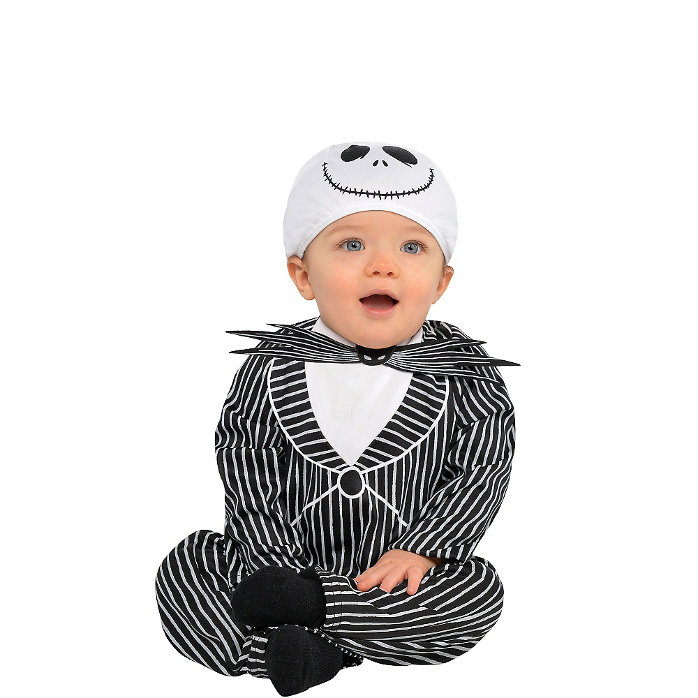 Baby Jack Skellington Costume - The Nightmare Before Christmas ...