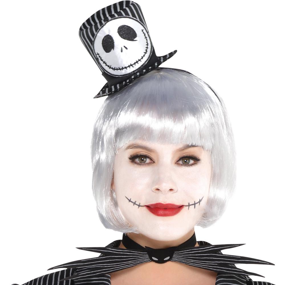 Adult Lady Jack Skellington Costume Plus Size - The Nightmare Before Christmas Image #2