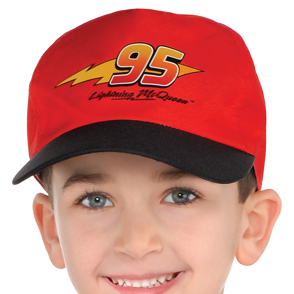 Boys Lightning McQueen Costume - Cars Image #2