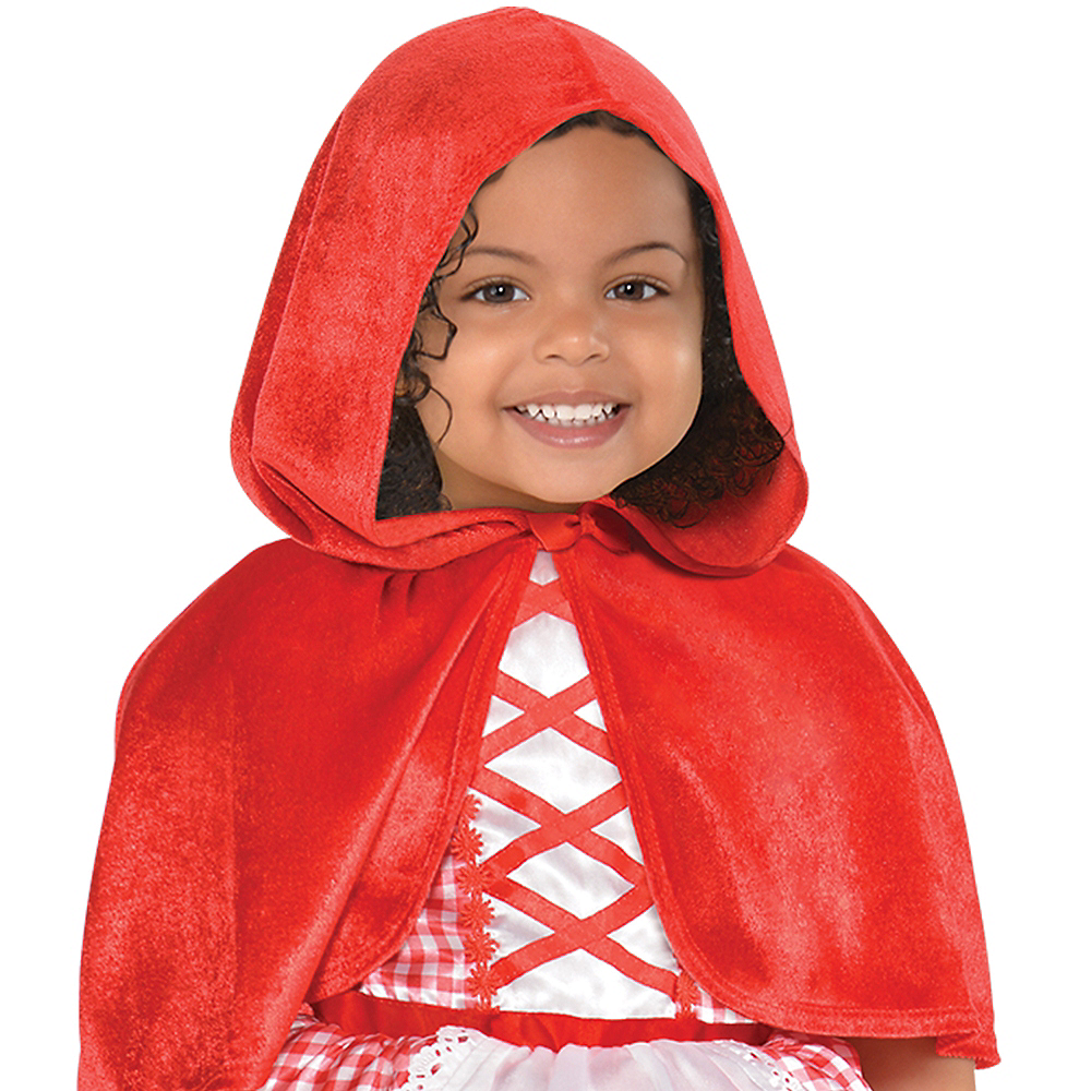 Baby Little Red Riding Hood Costume Image #2