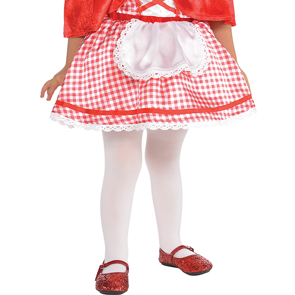Nav Item for Baby Little Red Riding Hood Costume Image #3