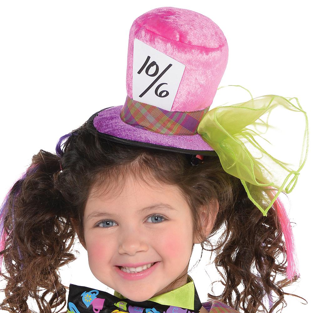 Toddler Girls Mad Hatter Costume Image #2