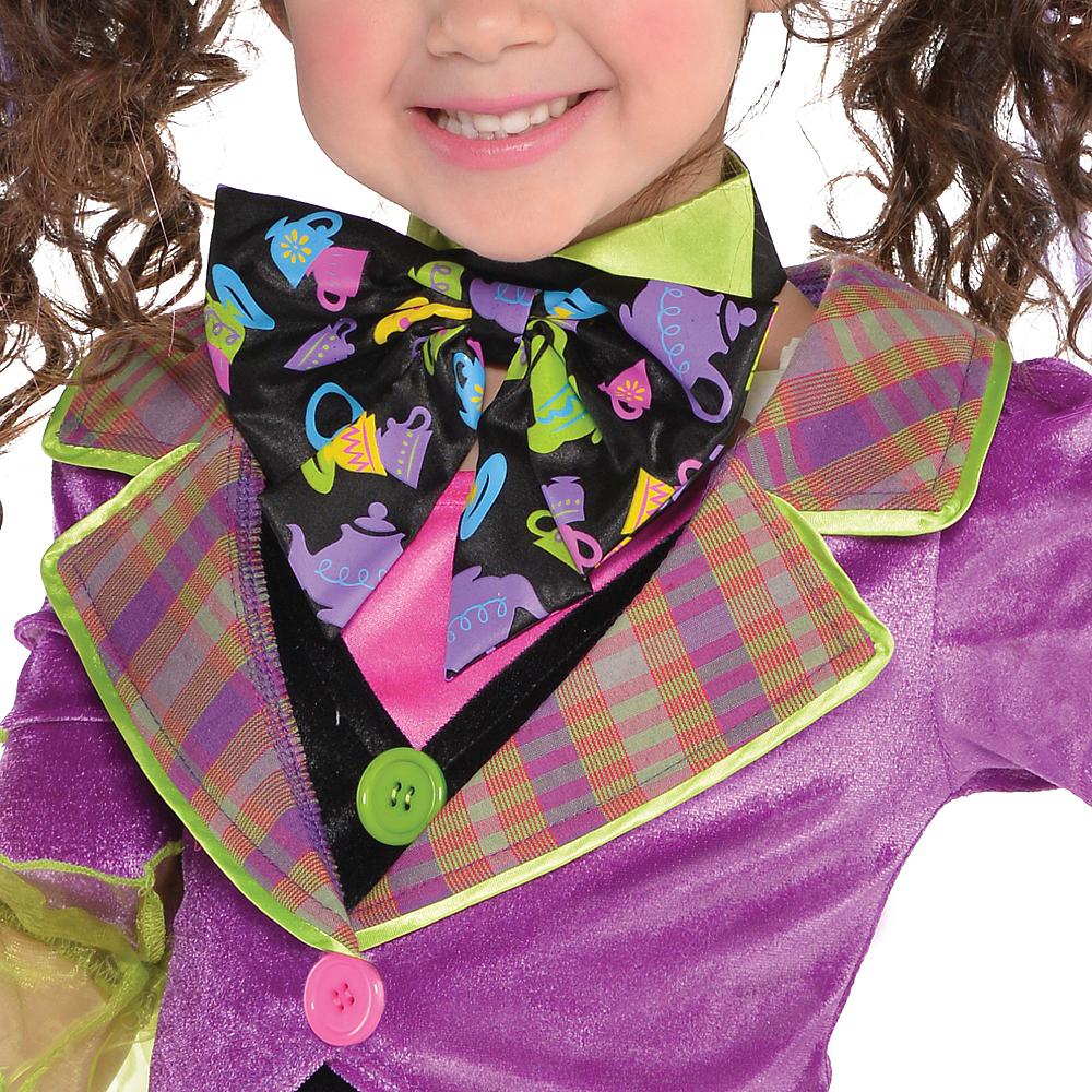 Toddler Girls Mad Hatter Costume Image #3