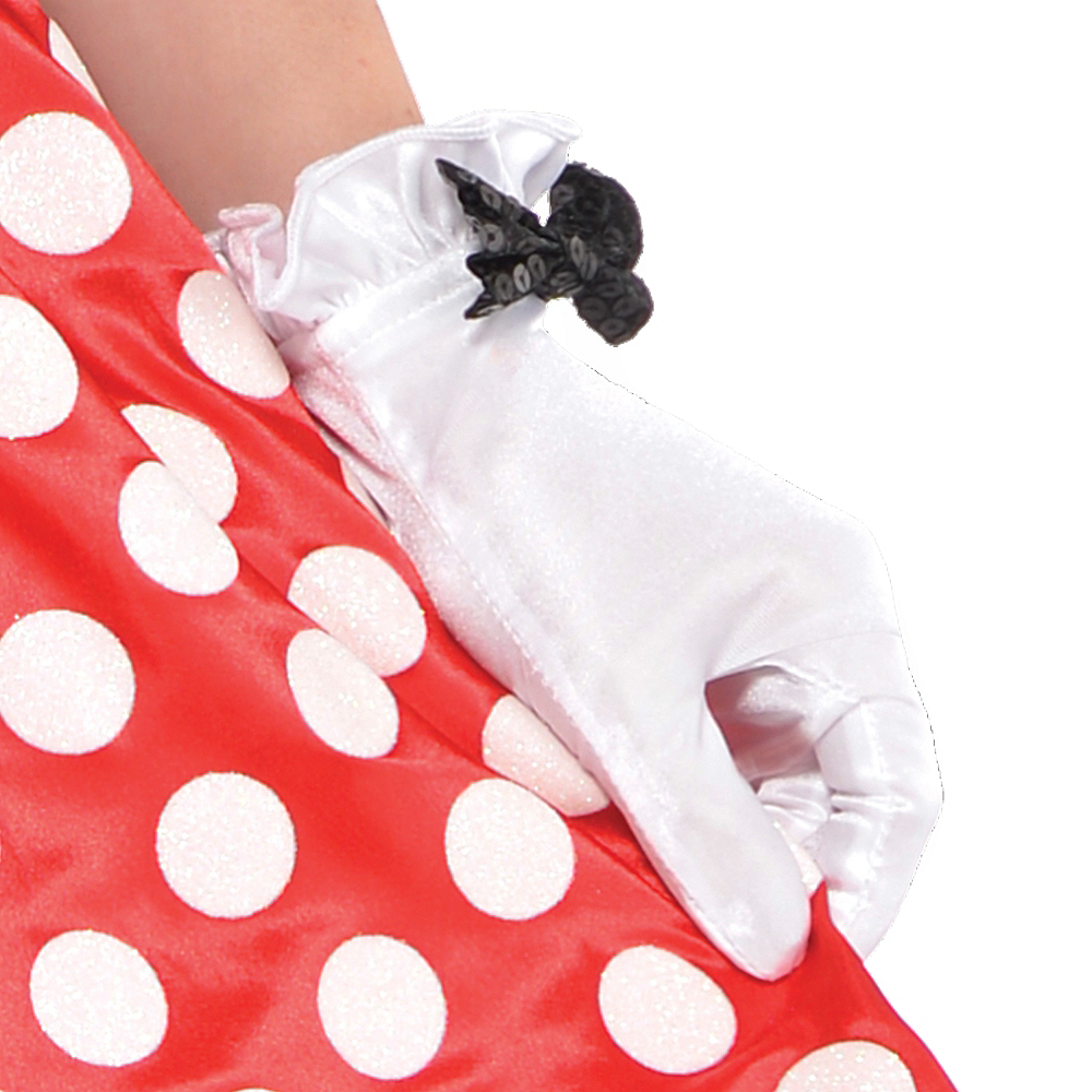 Nav Item for Adult Sassy Minnie Mouse Costume Image #3