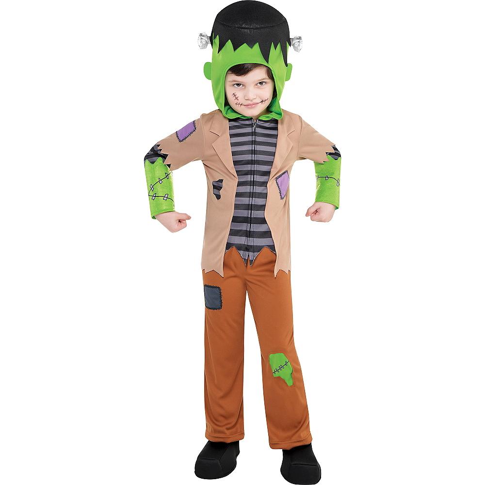Toddler Boys Frankenstein's Monster Costume Image #1