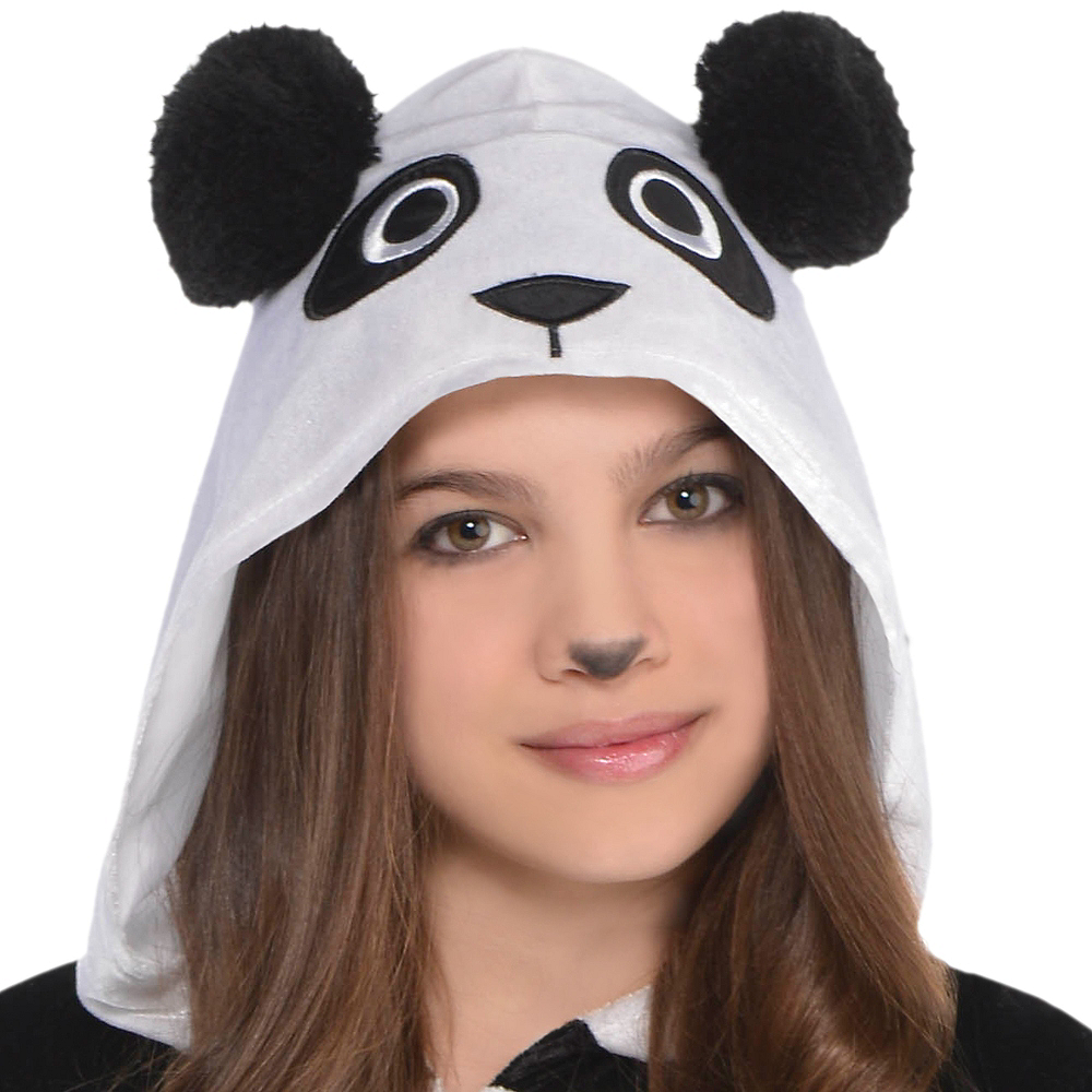 Girls Panda Costume Image #2