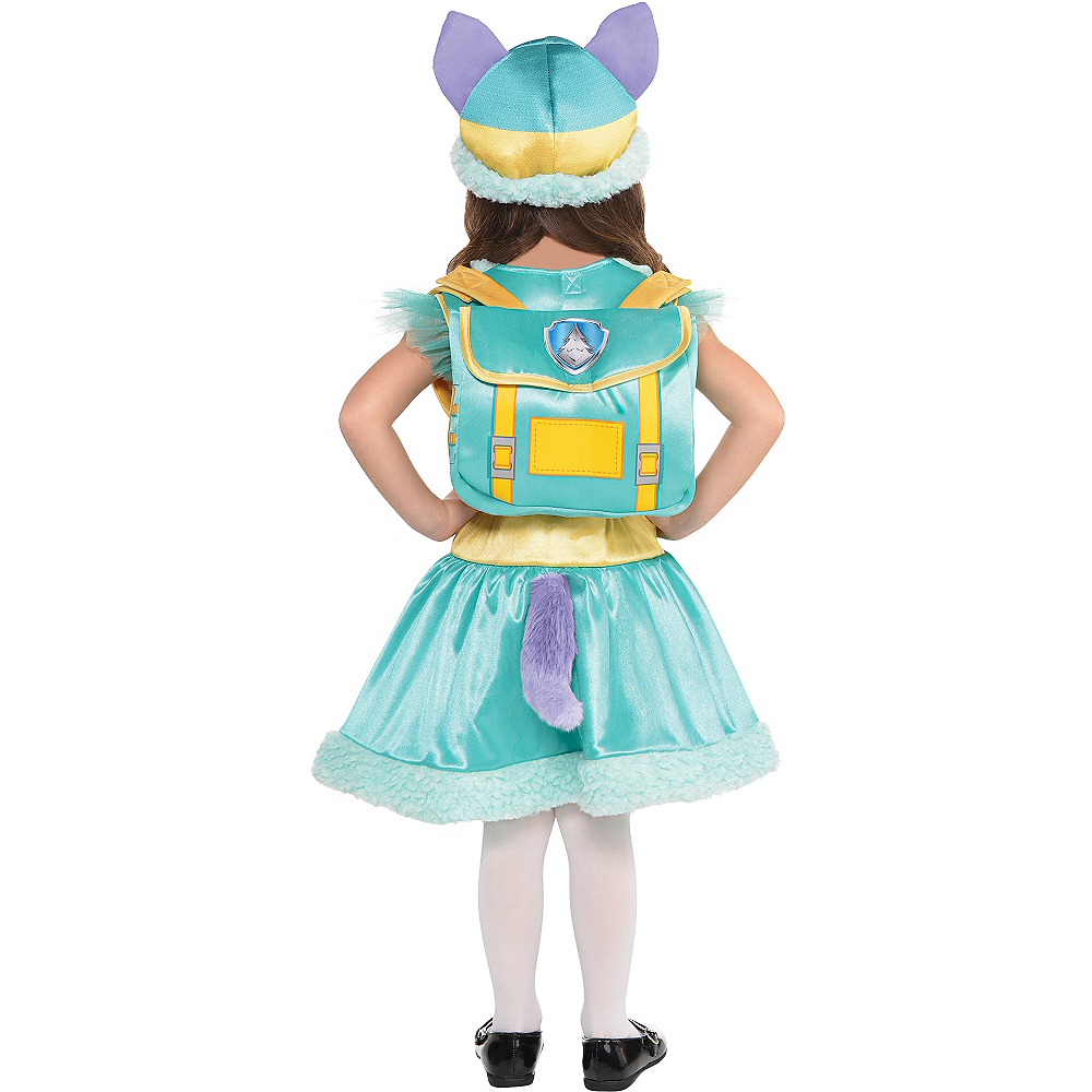 Toddler Girls Everest Costume - PAW Patrol Image #2