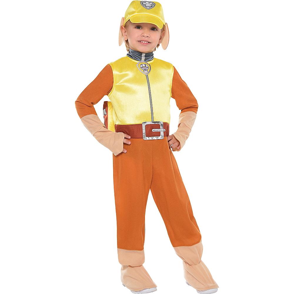 Rubble Costume Paw Patrol Halloween Fancy Dress