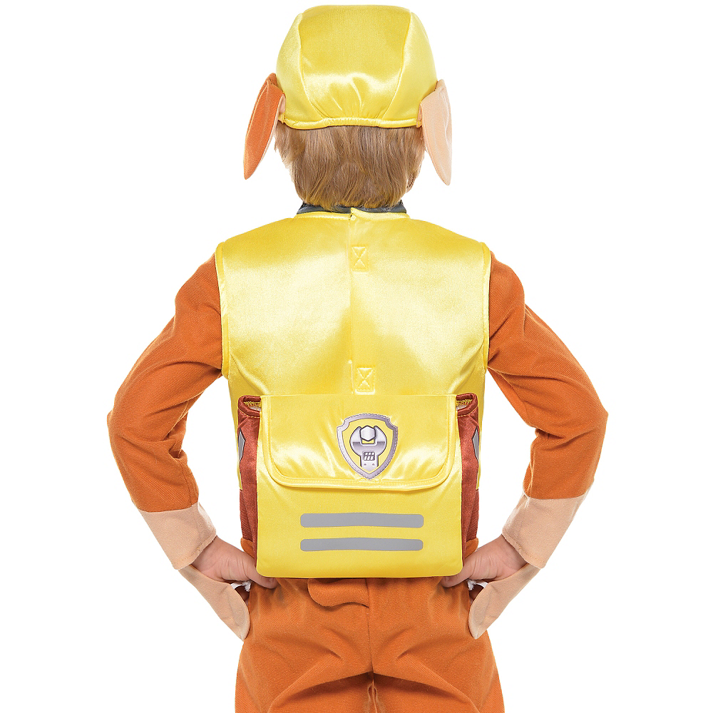 Toddler Boys Rubble Costume - PAW Patrol Image #2