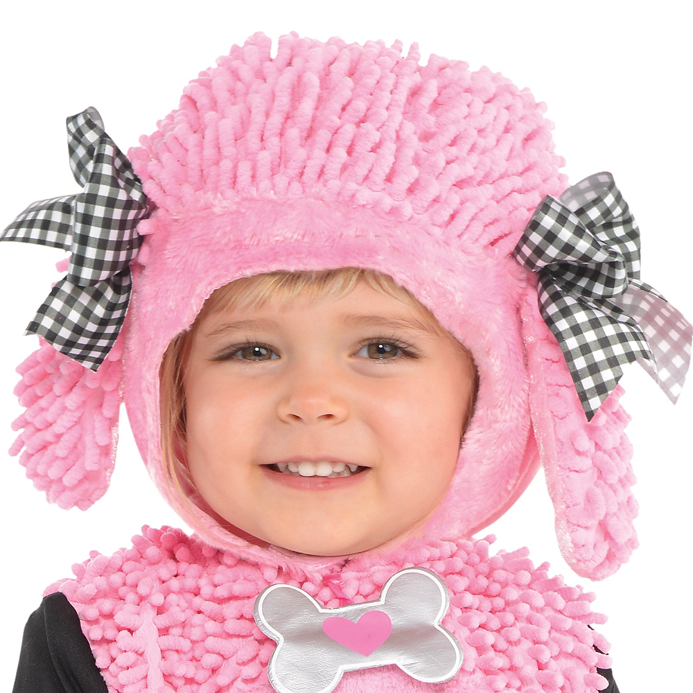 Nav Item for Baby Pink Poodle Costume Image #2
