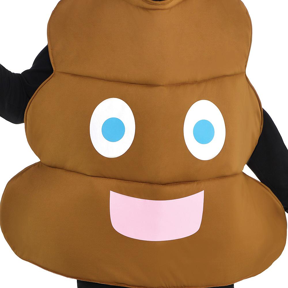 Adult Poop Icon Costume Image #2