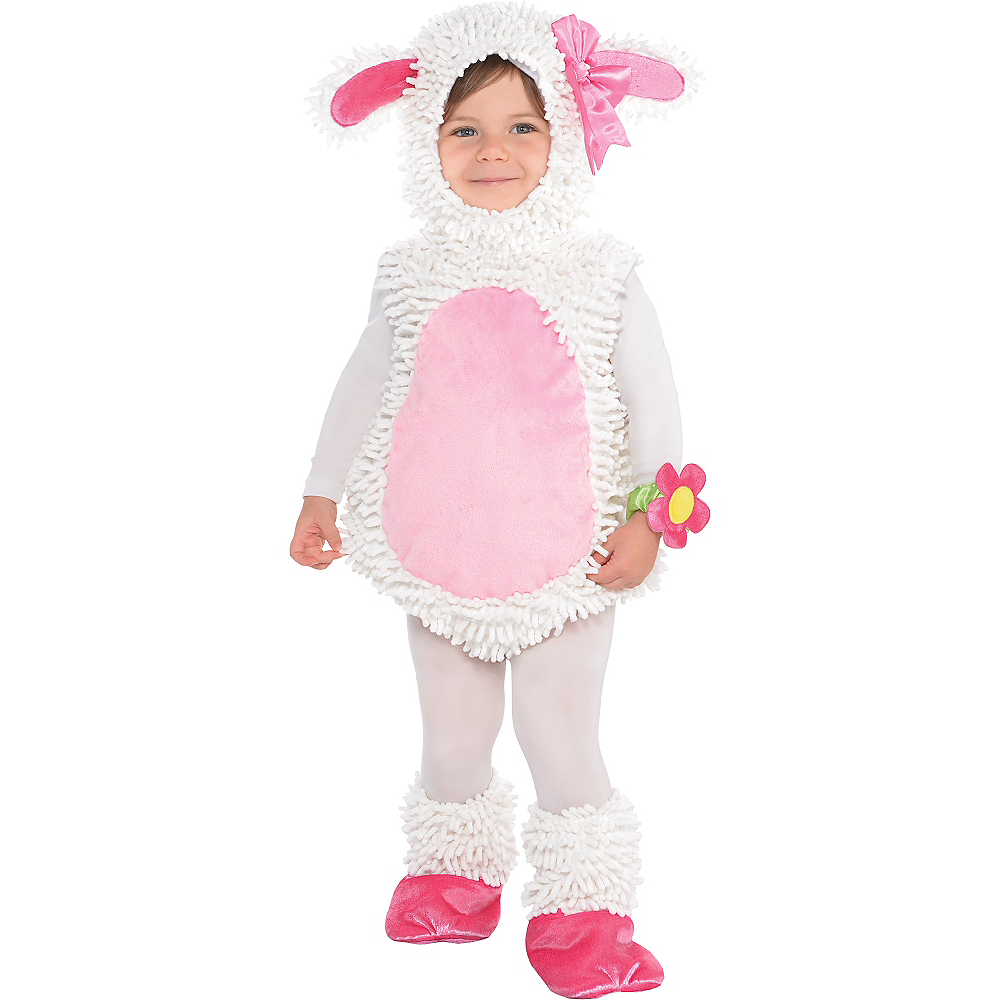 Nav Item for Baby Lamb Costume Image #1