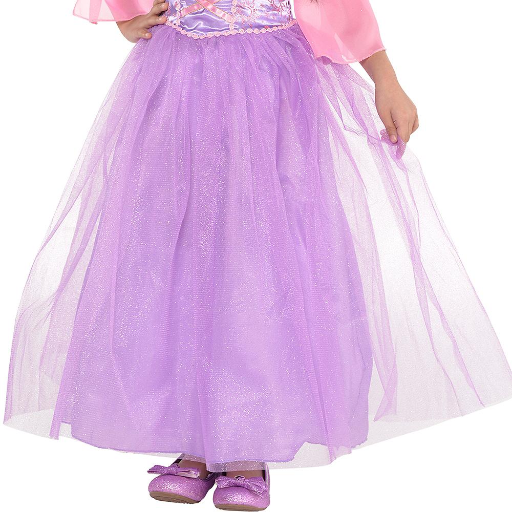 Girls Rapunzel Costume - Tangled Image #3
