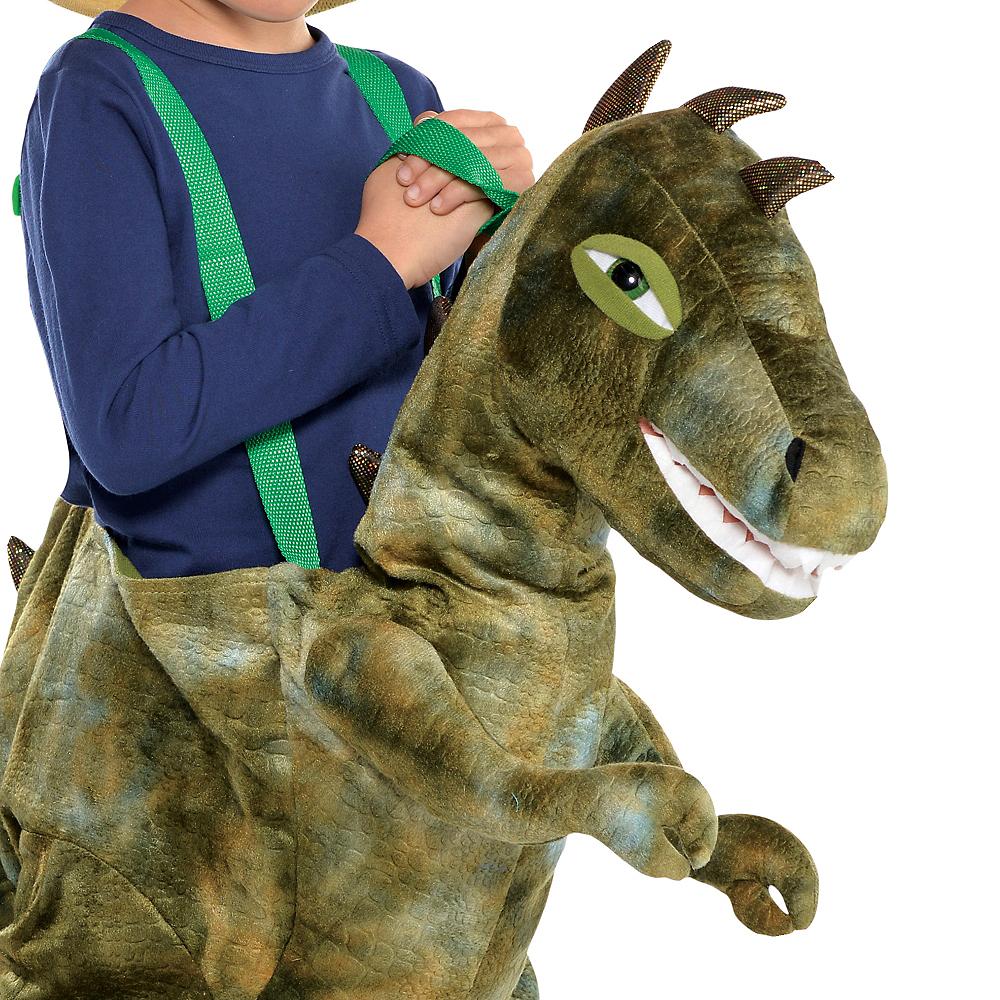 Child Dinosaur Ride-On Costume Image #2