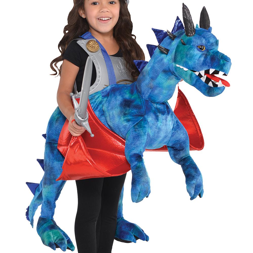 Child Dragon Ride-On Costume Image #2