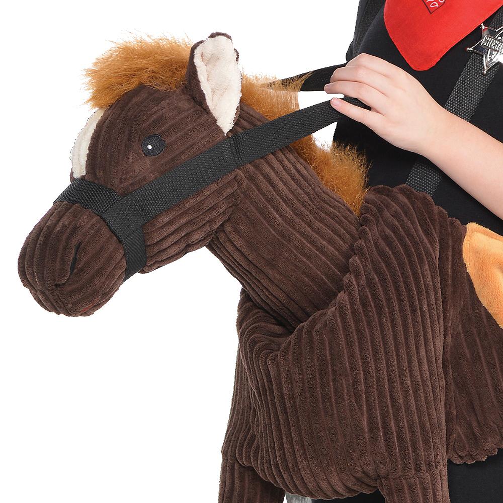 Child Pony Ride-On Costume Image #2